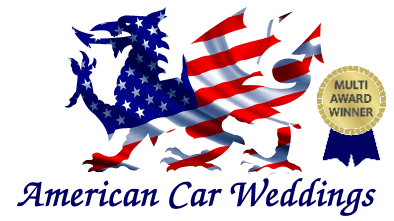 American Car Weddings South Wales - wedding car hire